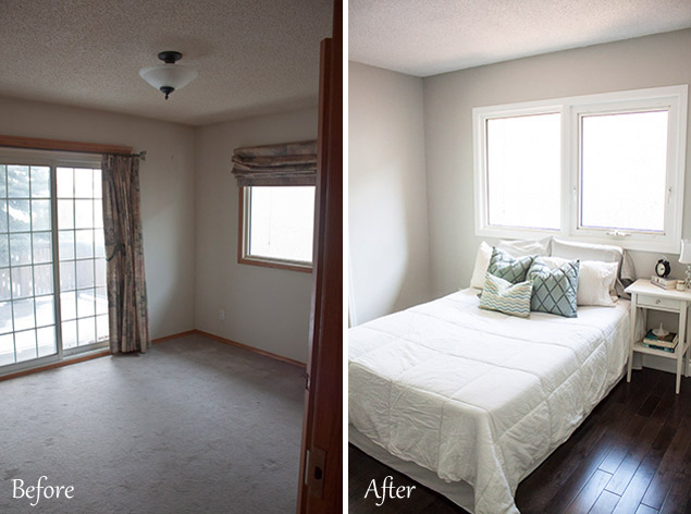 Home Renovations Before and After