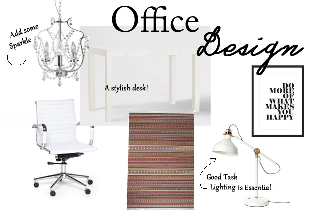 home office inspiration-Design