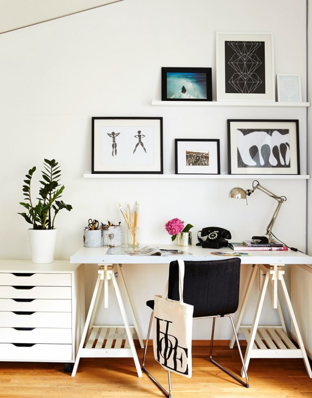 Scandinavian Home Office Inspiration
