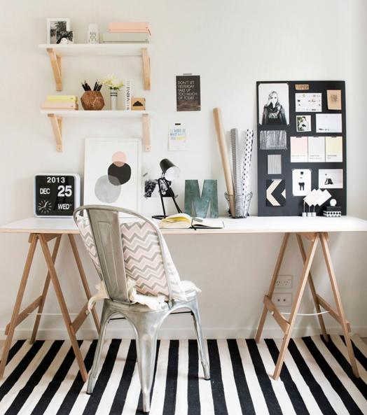 cushandnooks - home office inspiration