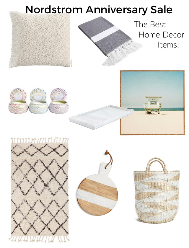 Top home decor items in the nordstrom anniversary sale Nordstrom home decor sale
