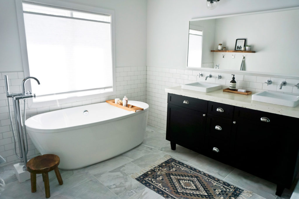 bathroom design reveal